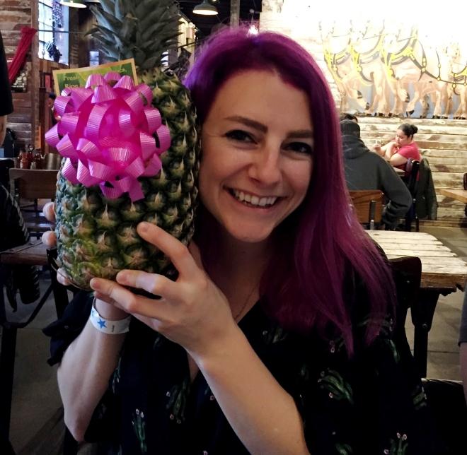 caitlin pineapple